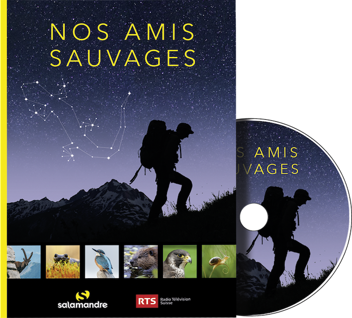 DVD Nos amis sauvages