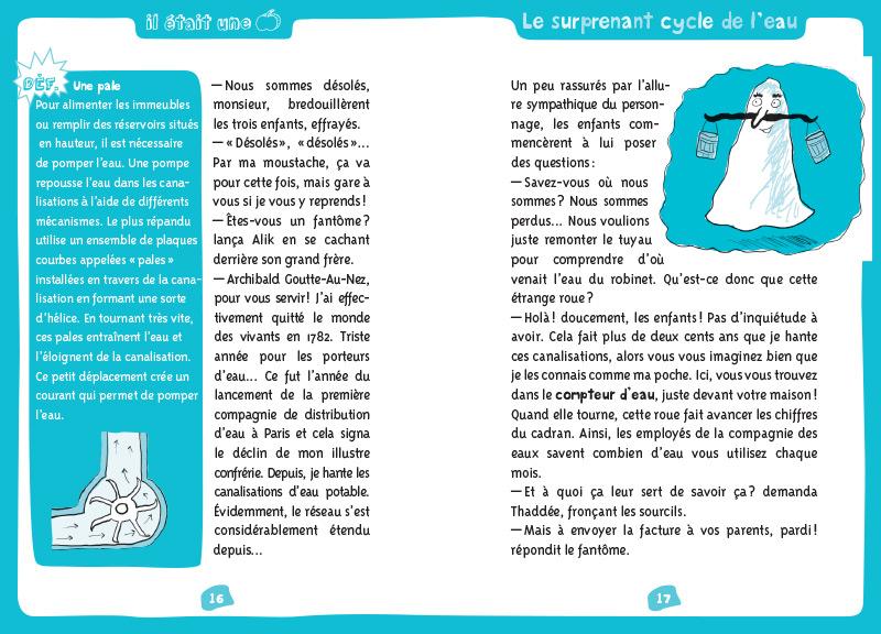 Très Le surprenant cycle de l'eau > La Salamandre ER33