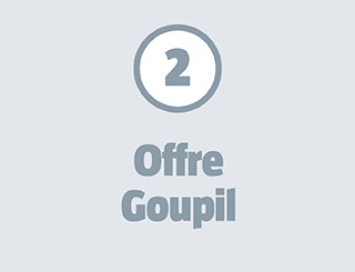 Offre goupil