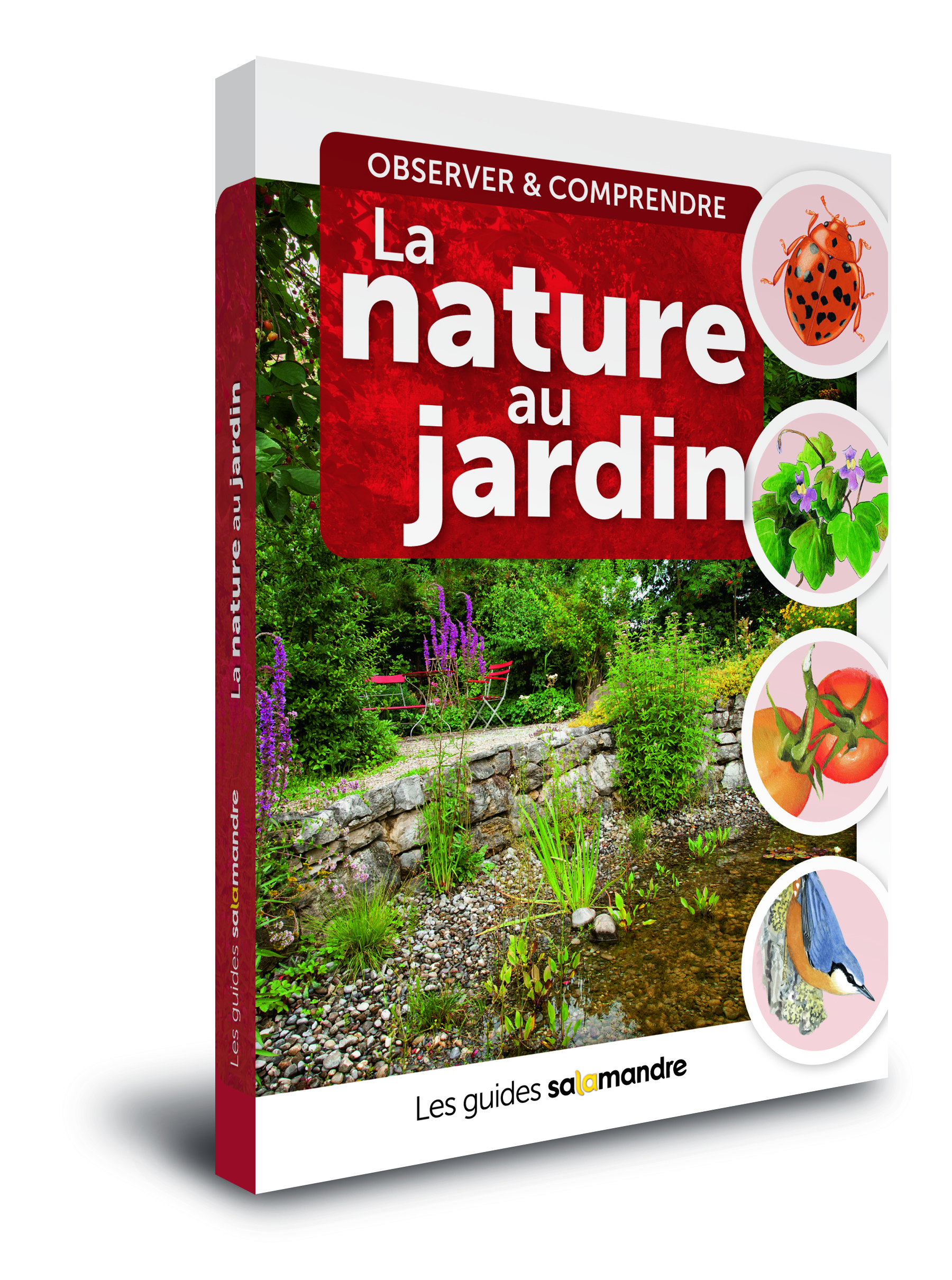 guide nature au jardin